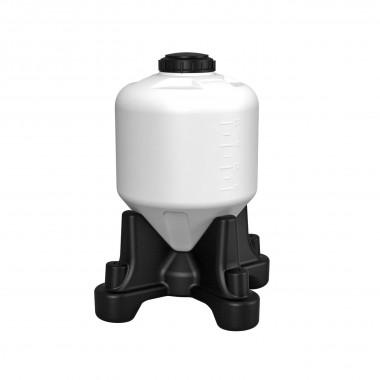 Емкость ЦКТ 60л с подставкой (комплектация стандарт)